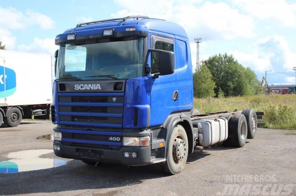 Scania R 124-400