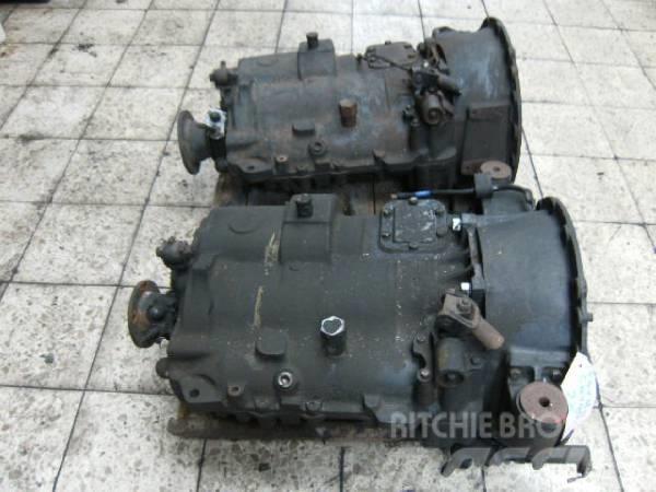 Ford Cargo Getriebe