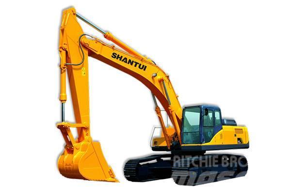 Shantui SE330 Crawler Excavator