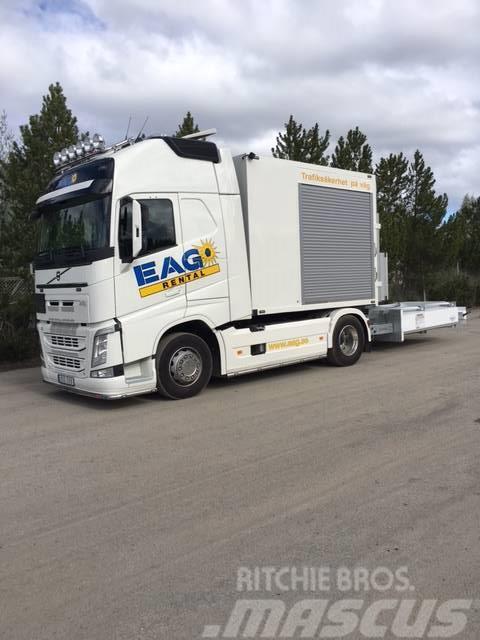 Volvo TMA / UTHYRES