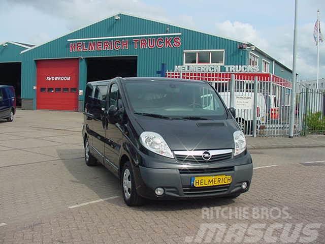 Opel Vivaro 2.0 CDTI L2 H1 84 KW