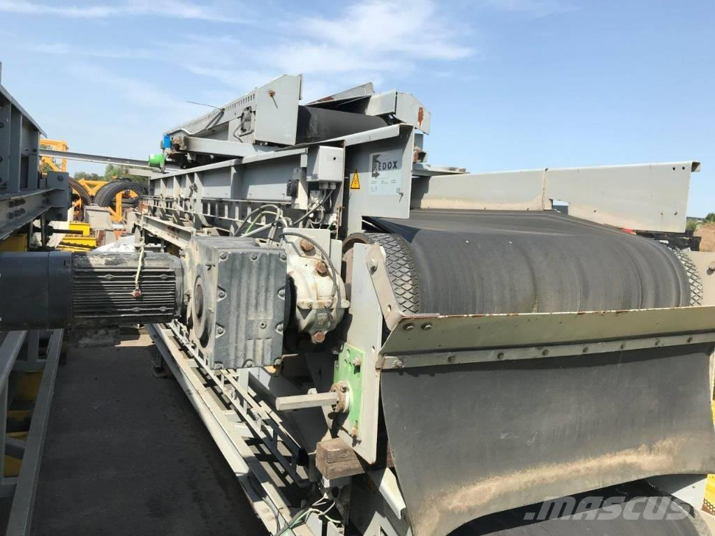 [Other] Redox CO0230/1 Conveyor Belt 1200mm x 7000mm