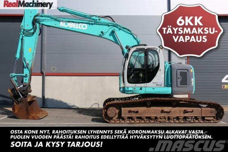 Kobelco SK235