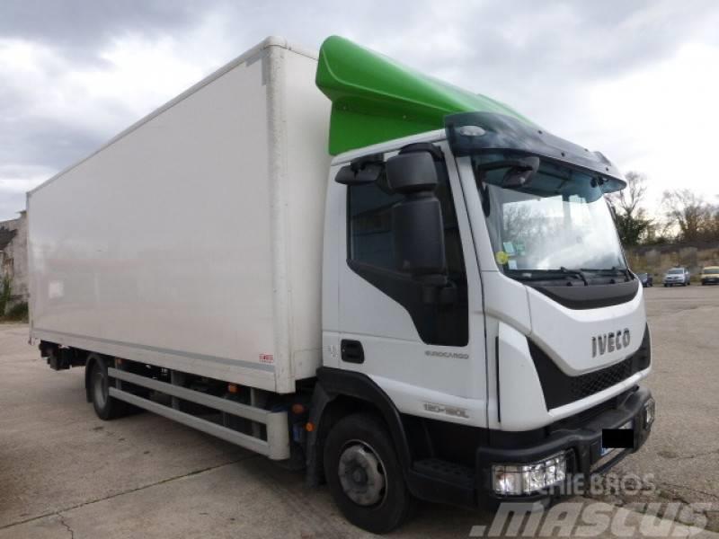 Iveco Eurocargo ML120EL19 Closed box truck