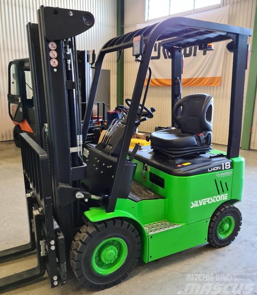 Silverstone EP EFL181 1800 kg HYRA/LEASING/KÖP