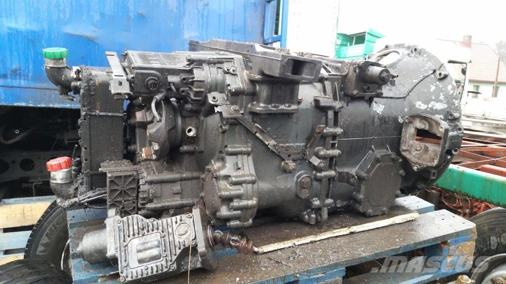 Scania R470 GRS895R automatic gearbox