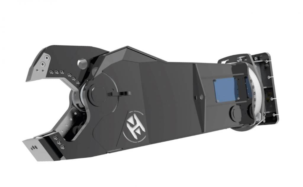 Hammer KSC 11 Hydraulic scrap metal shear 1100KG