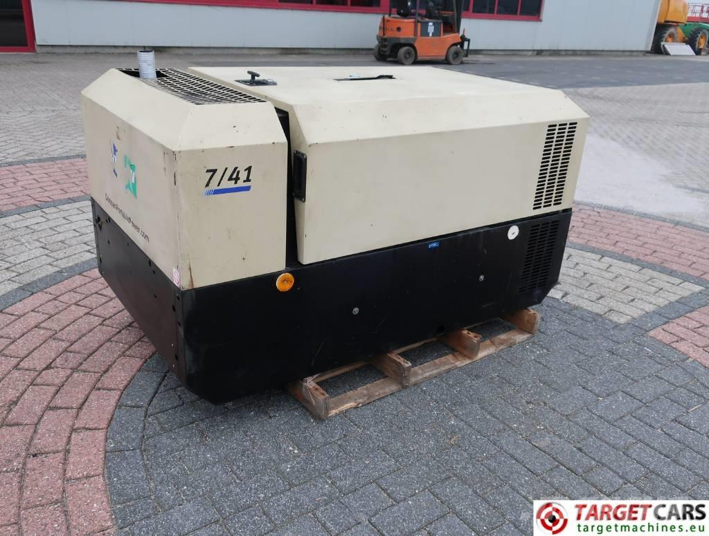 Doosan 7/41 Air Compressor 741 4000L/M 141CFM 8,6Bar