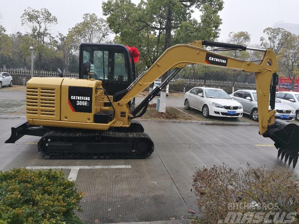 Cathefeng 306E2  Excavator  2018