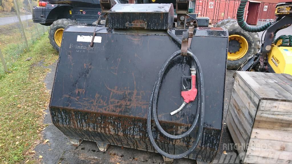 Tank Diesel 2000 liter