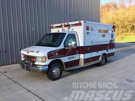 [Other] MEDTEC Type III Emergency Ambulance E-350 Ford Cha
