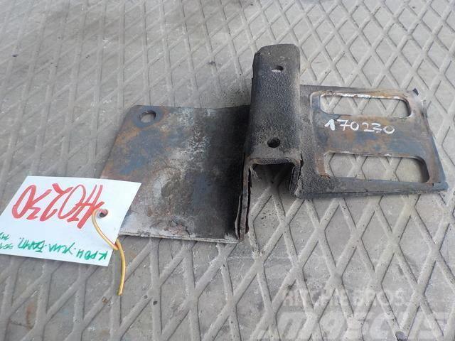 Renault Premium II Anti-underrun bumper bracket left 50105
