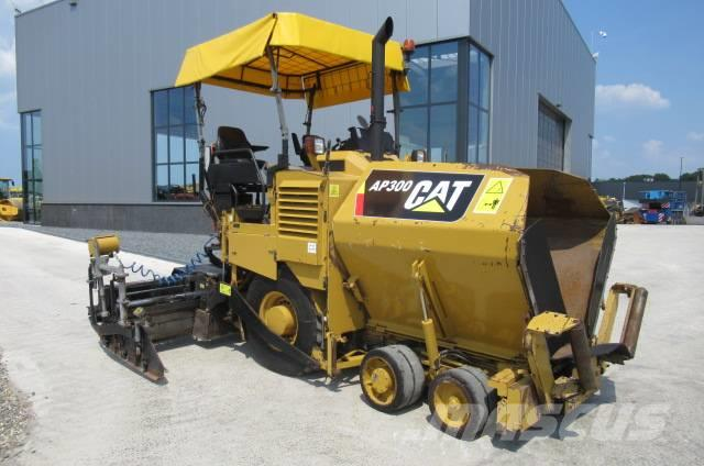 Caterpillar AP 300