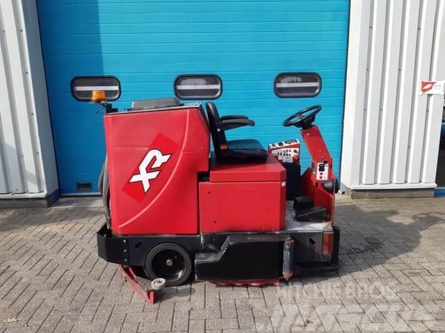 Factory Cat Schrobmachine, XR40D