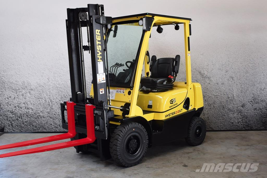 Hyster H 2.00 FT
