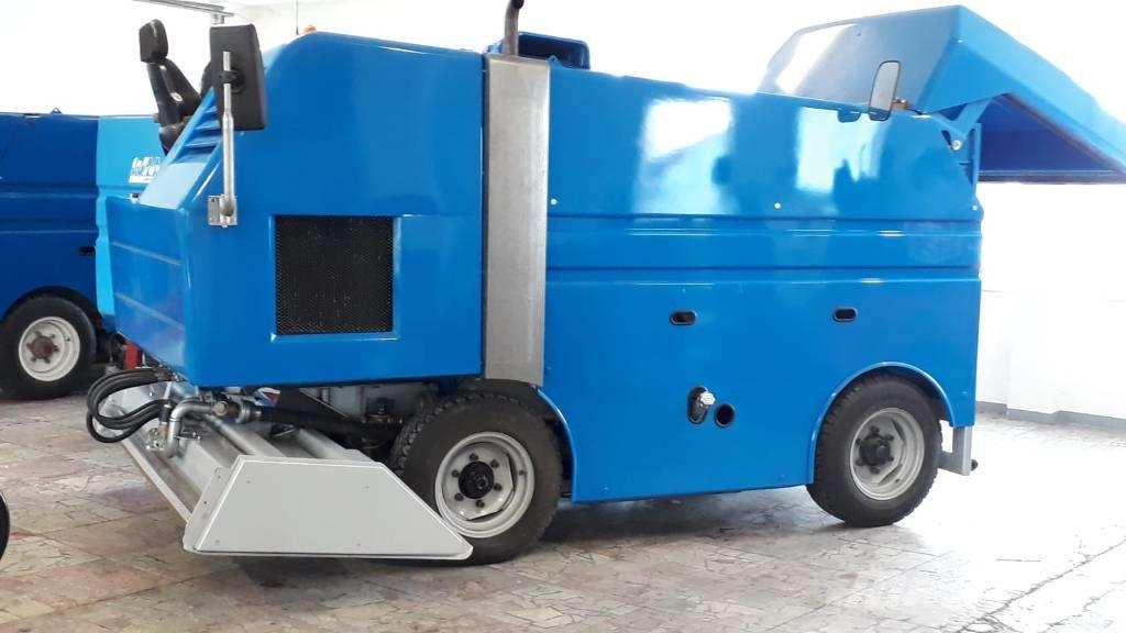 Zamboni WM MULSER Evolution benzin/LPG