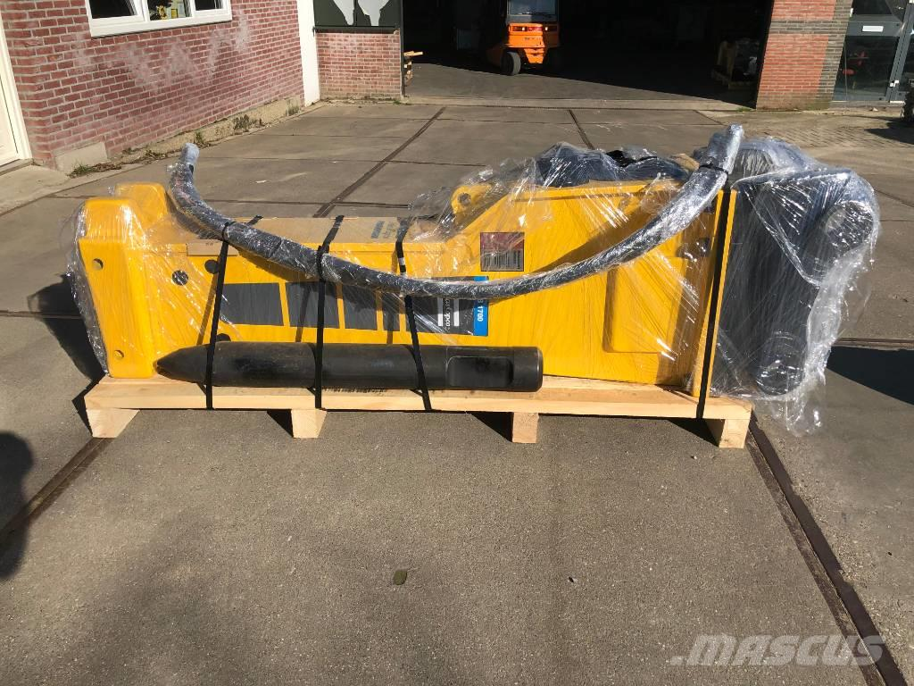 Atlas Copco MB 1700 Dust EPIROC
