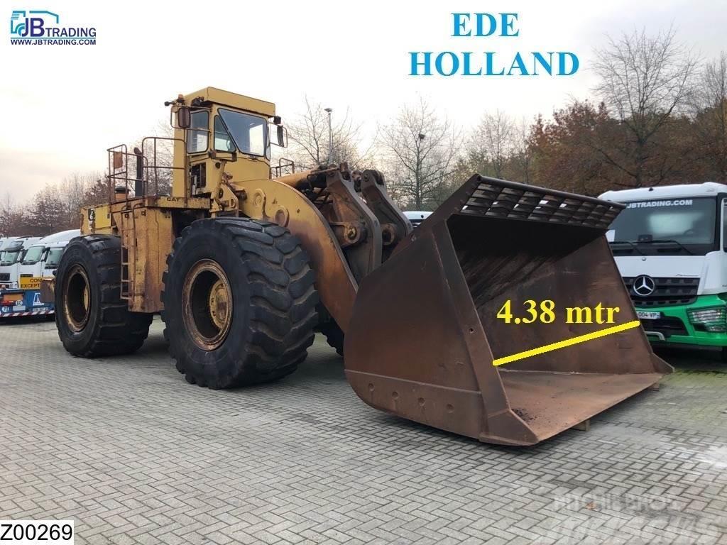 Caterpillar 992c Airco, 515 KW / 700 PK, 31588 Hours, V 12 Cat
