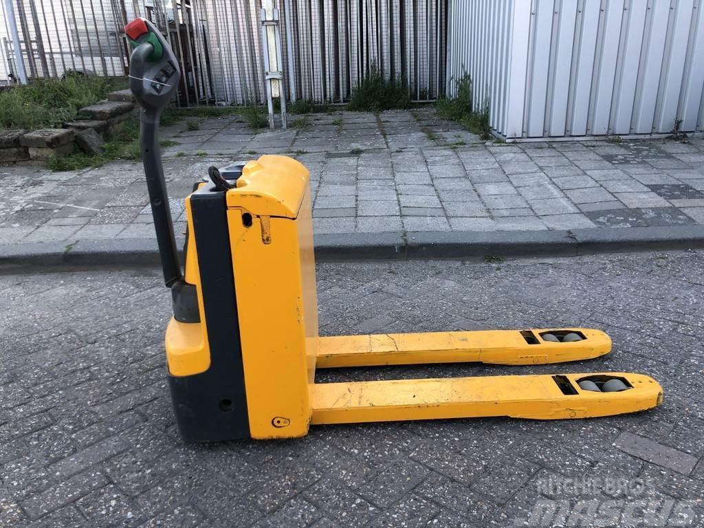 Jungheinrich ELE 16 1600 KG PALLETWAGEN HEFTRUCK