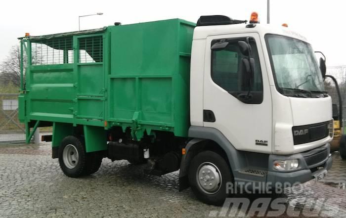 DAF LF45.150 refuse truck