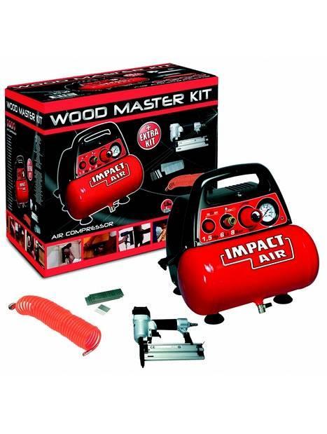 [Other] Mecafer Woodmaster ilmakompressori (Q06)
