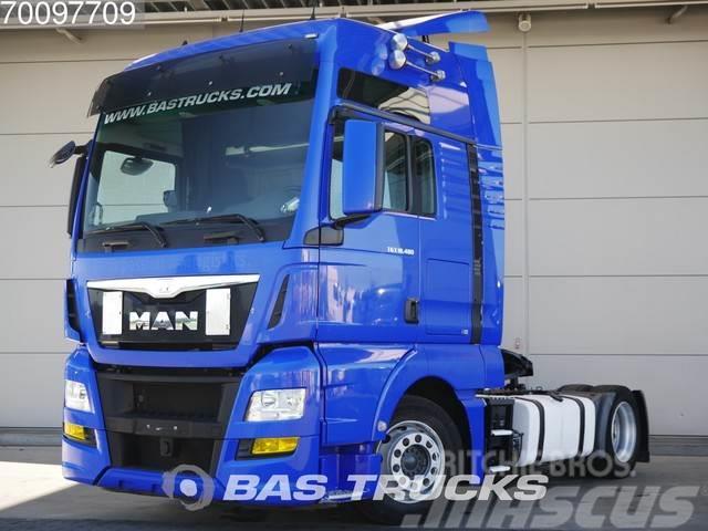 MAN TGX 18.480 4X2 Intarder Mega ACC Standklima Euro 6
