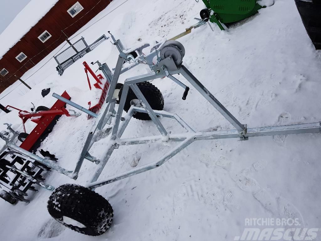 [Other] ATV Balkärra Nu 15% Rabatt 500kg