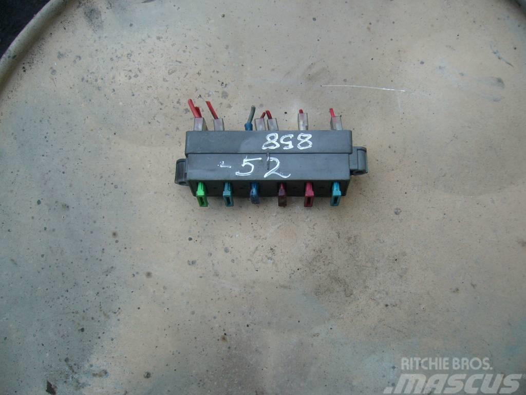 Volvo FH16 fuses