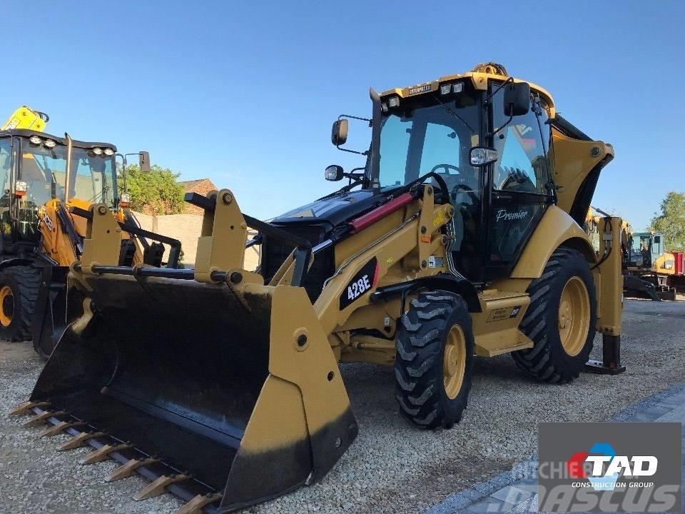 Caterpillar 428 E 4x4