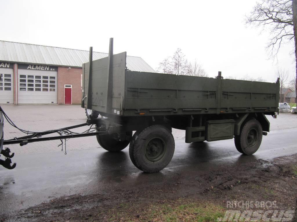 Kässbohrer BWB2300126 platte wagen