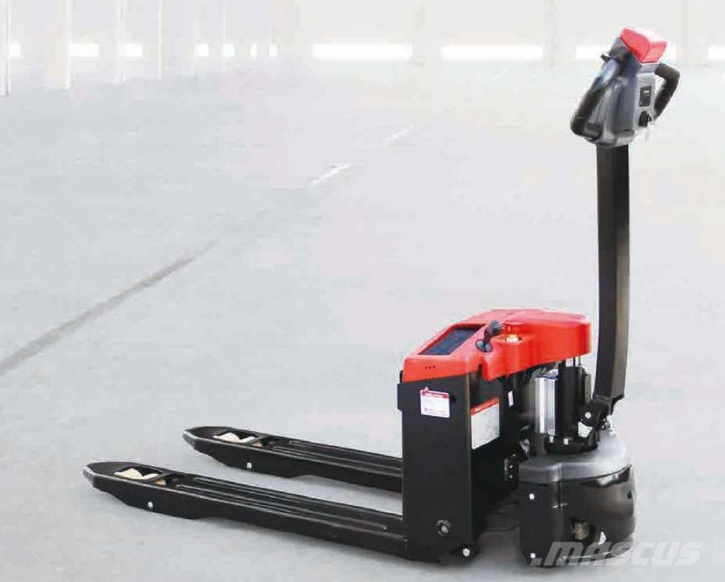 Used EP EPT20-15ET2 Economic hand pallet truck Year: 2018 ...