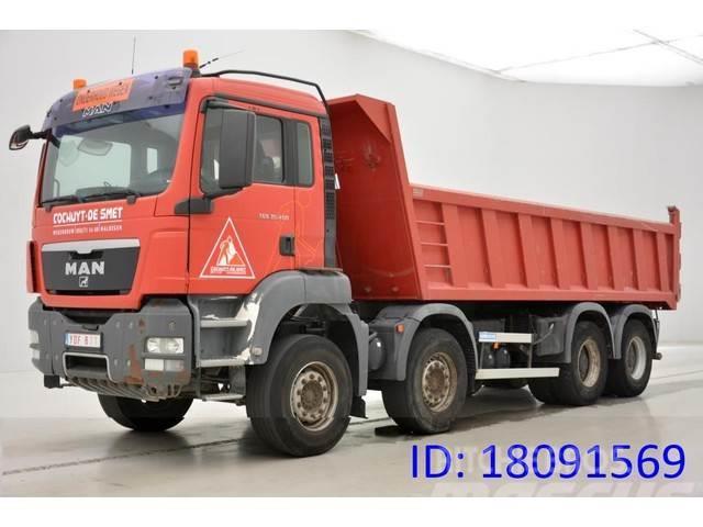 MAN TGS 35.400 M - 8x4