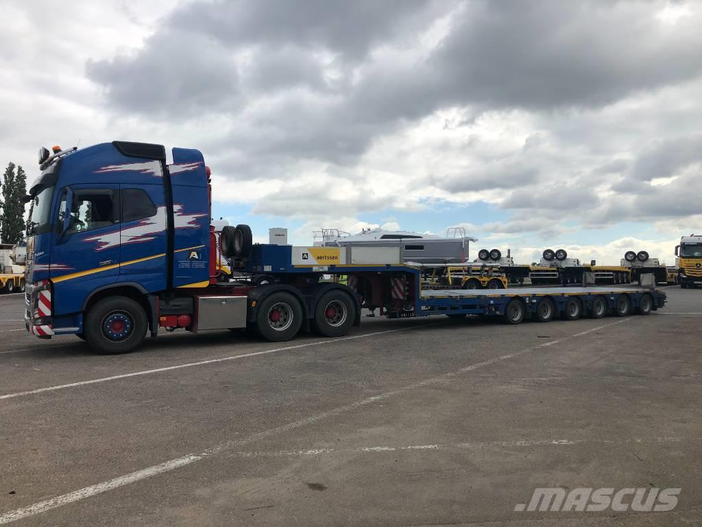 [Other] TSR 6axle semi low-loader