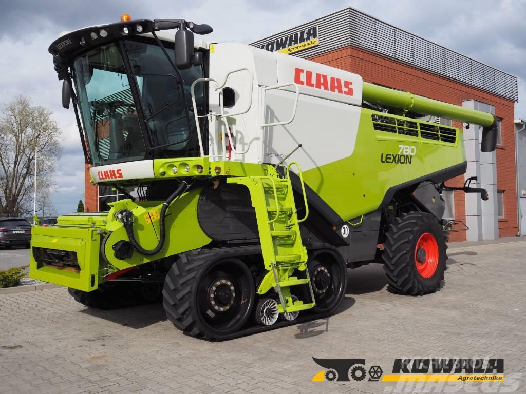 CLAAS Lexion 780 TT + V1230