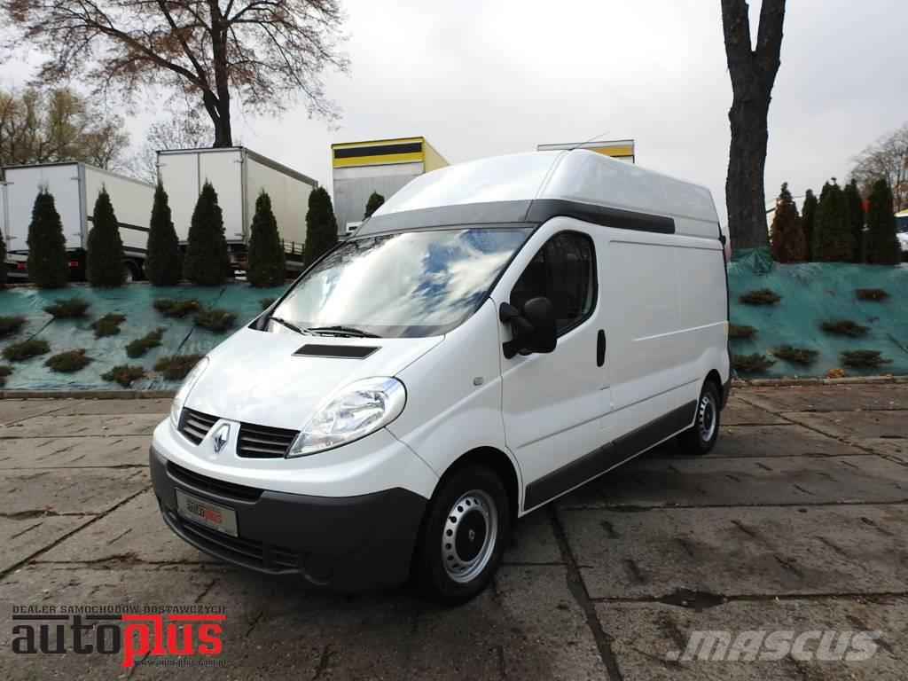 used renault trafic furgon van panel vans year 2012 price 8 236 for sale mascus usa. Black Bedroom Furniture Sets. Home Design Ideas