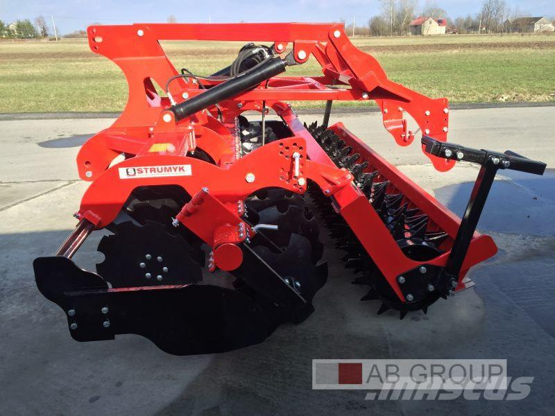 Strumyk Tiger TH30 Scheibenegge 3,0 m/ Disc harrow/Déchaum