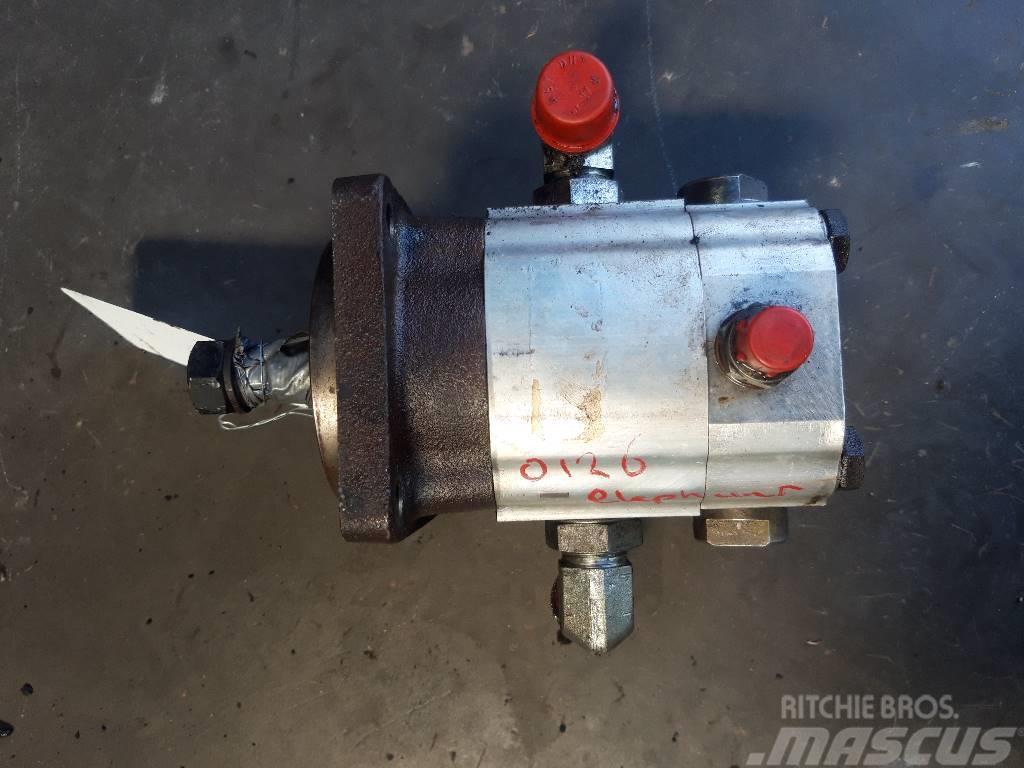 Ponsse Elephant cooler pump