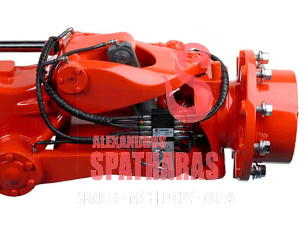 Carraro 384696Gearbox hal fhousing