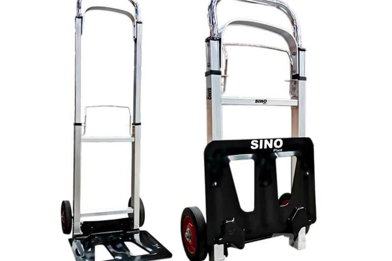 Sino Plant Ladder Trolley – Aluminum Collapsible