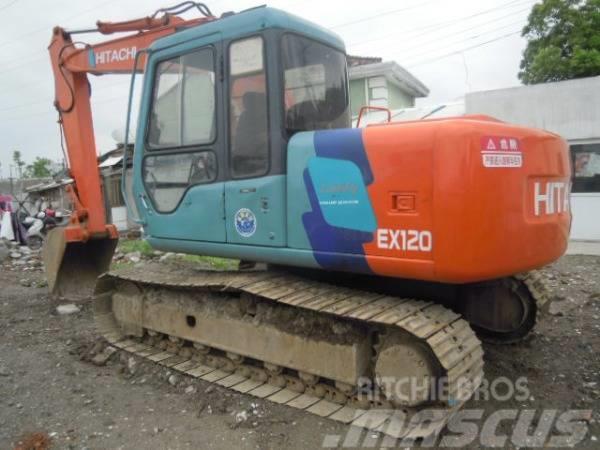 Hitachi EX 120