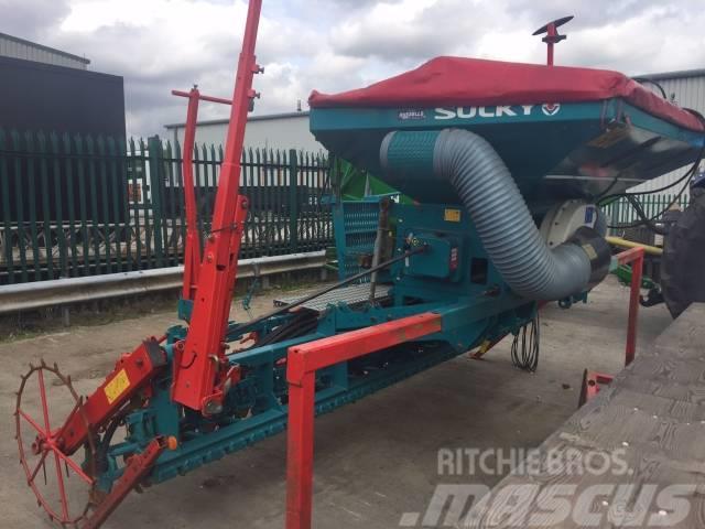 Sulky 4 MTR SULKY SPI AIR DRILL