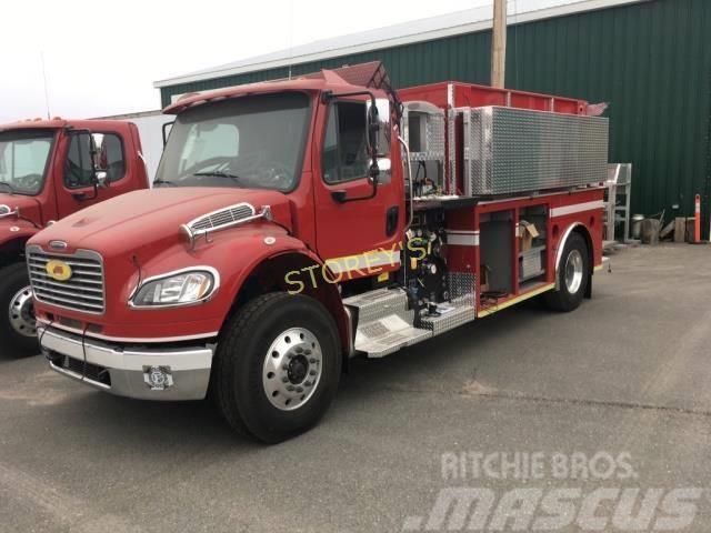 Purchase Freightliner 7000 Kms Fire Trucks Bid Amp Buy On