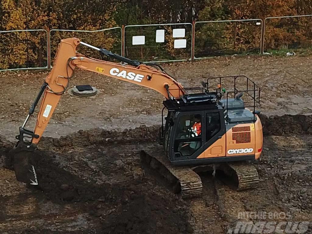 CASE CX 130 D
