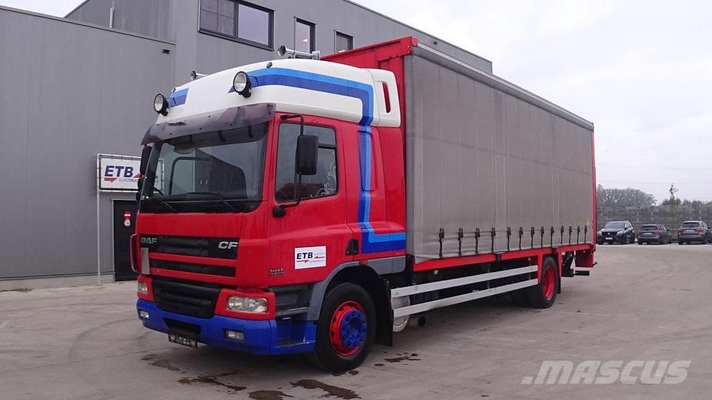 DAF 65 CF 250 (MANUAL GEARBOX / PERFECT CONDITION / 18