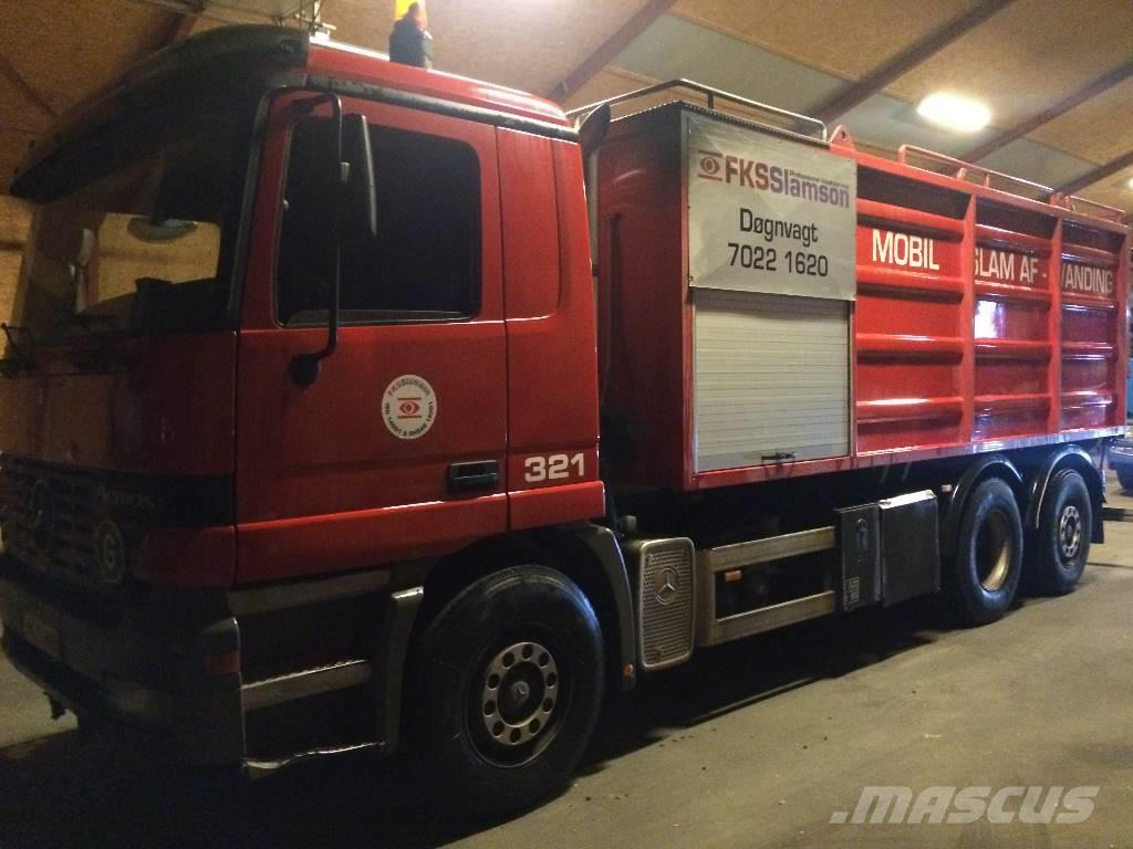 Mercedes benz ksa actros manufacture date yr 2003 for Mercedes benz commercial trucks
