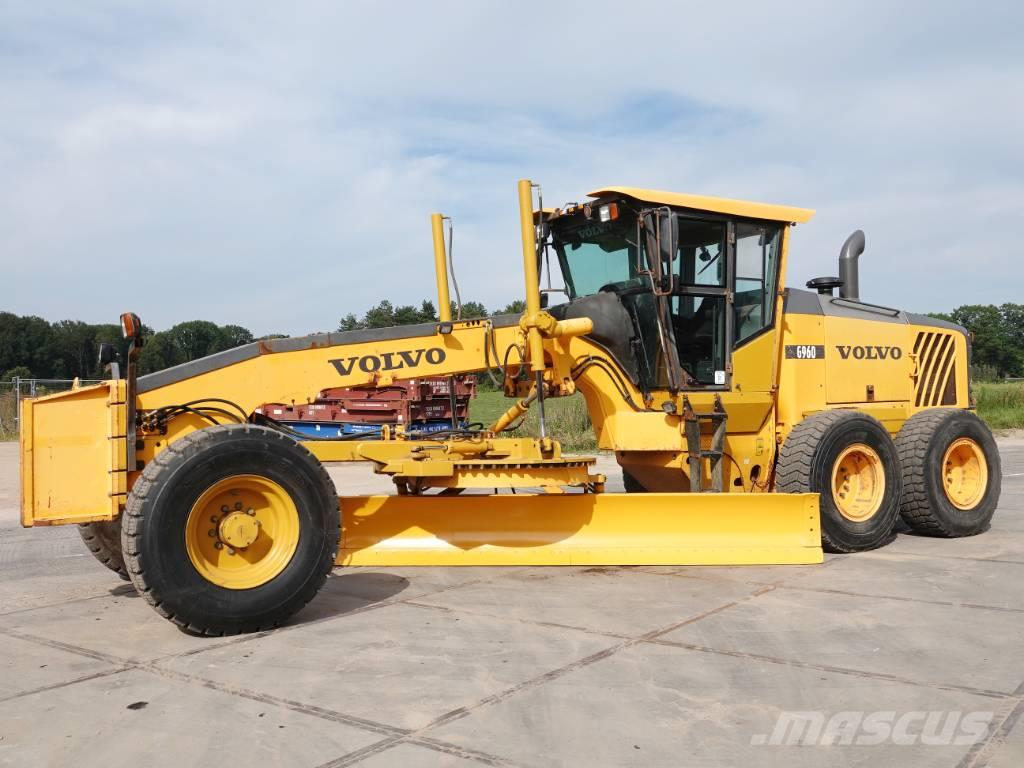 Volvo G960 - Good Working Condition / Multiple Units