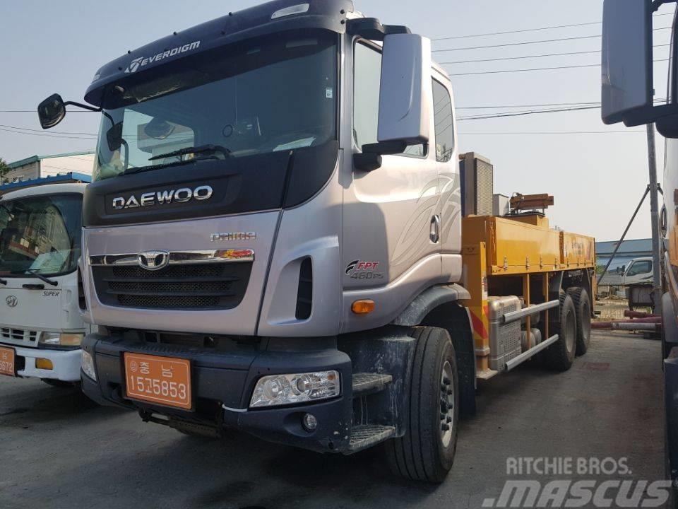 [Other] Daewoo/Everdigm ELP15000HP(Line pump)