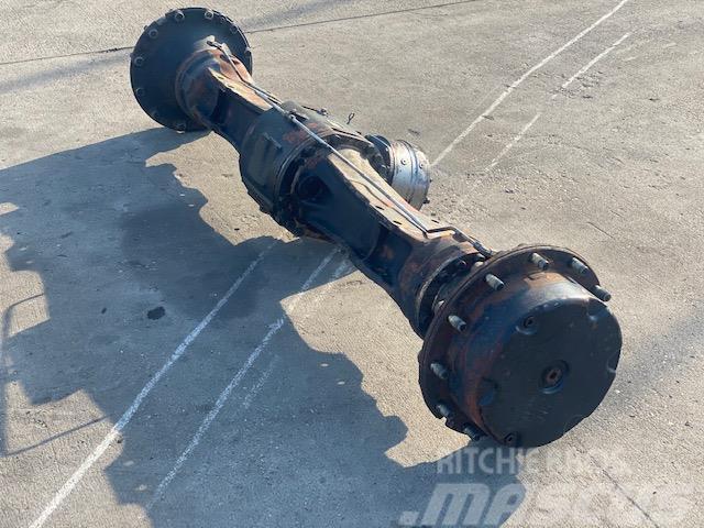 naf naf axles used