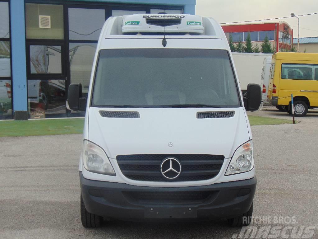Mercedes-Benz 316 CDI / EURO 5