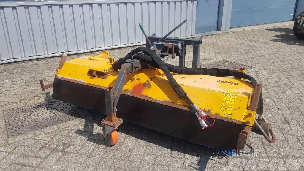 Giant veegmachine ECO180